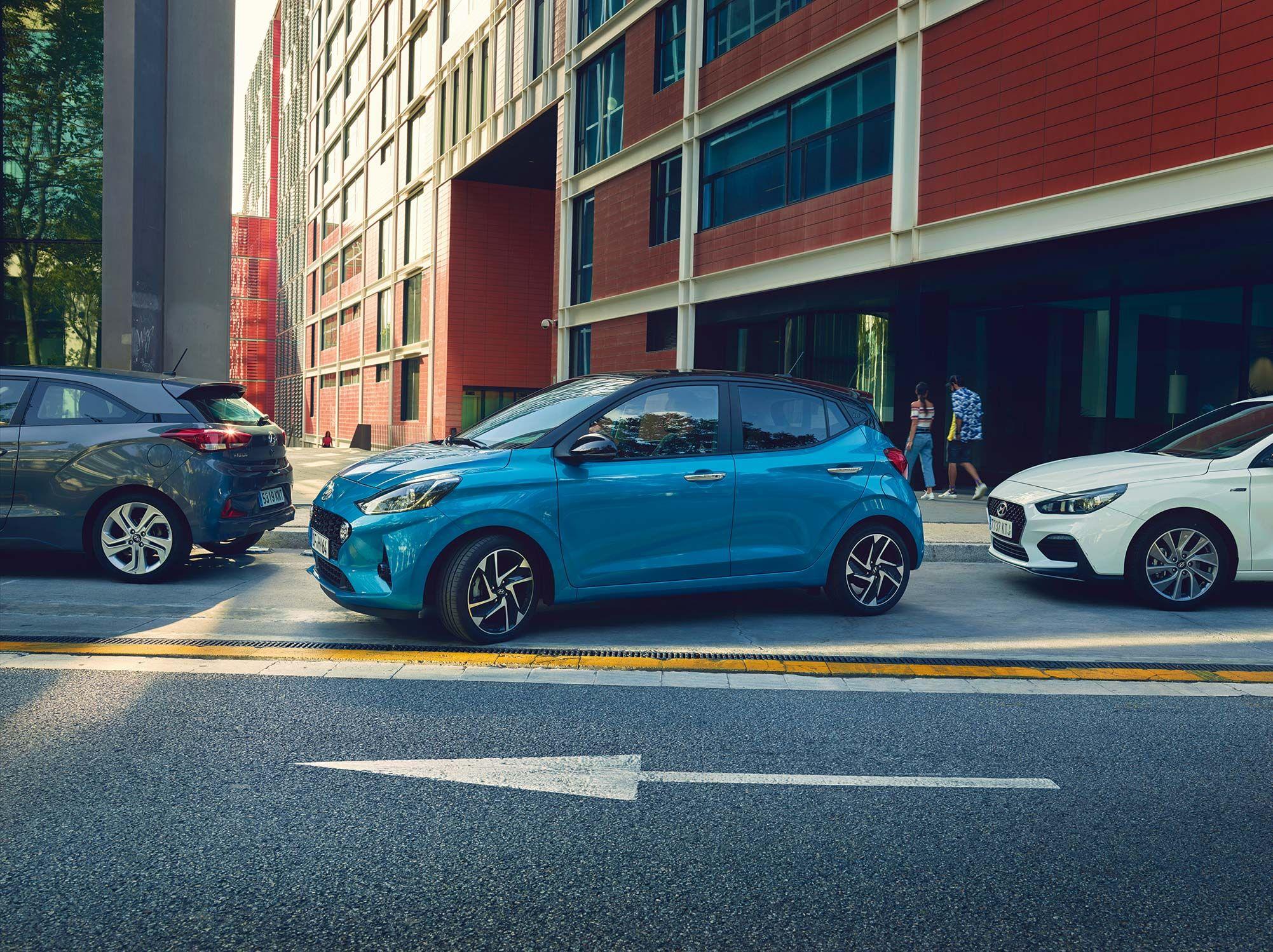 Hyundai i10 Außen