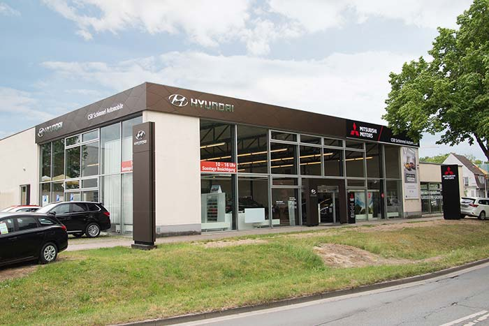 Autohaus Bernau