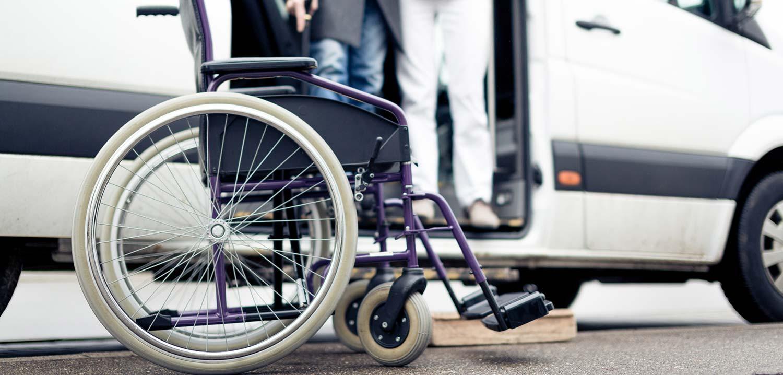 Sonderumbauten für Fahrer mit Handicap