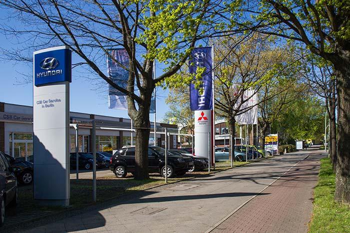 Autohaus Spandau