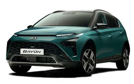 Hyundai Bayon Vorschau