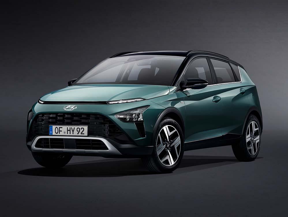 Hyundai Bayon Design
