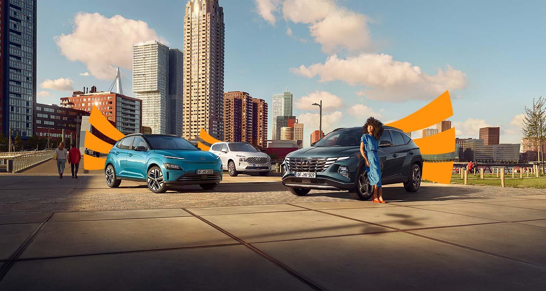 Hyundai Elektro SUVs