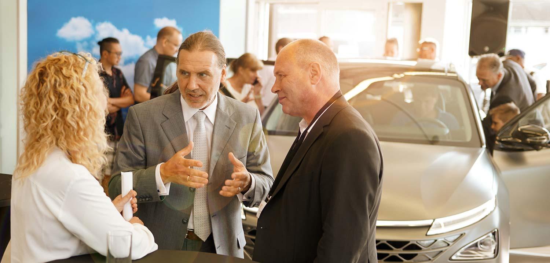 Gewerbekundenbereich von CSB Schimmel Automobile