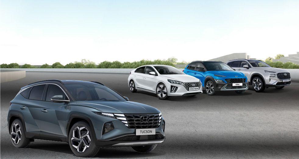 Hyundai Hybrid-Wechsel-Deal