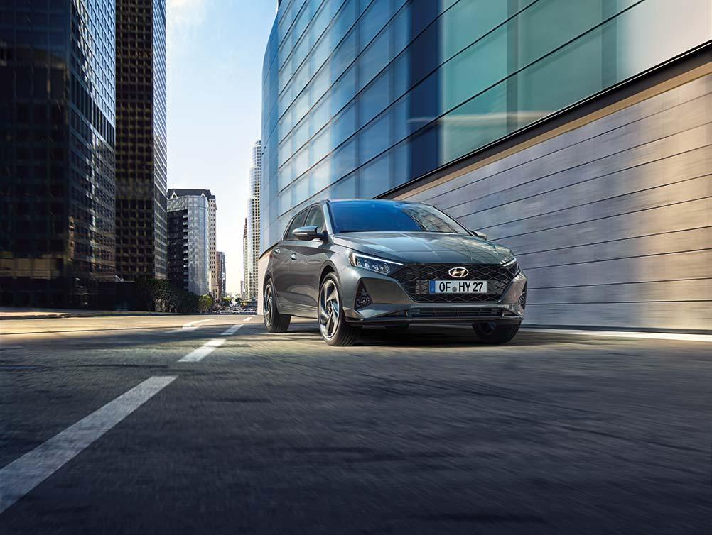 Hyundai i20 Design