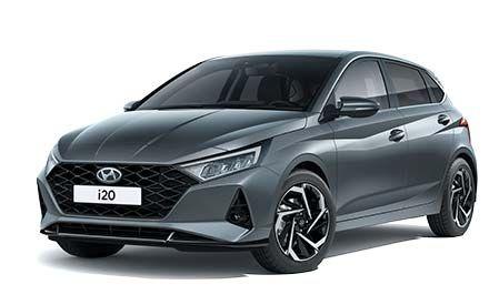 Hyundai i20 Vorschau