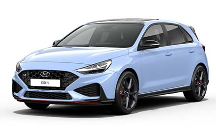 Hyundai i30 N Vorschau