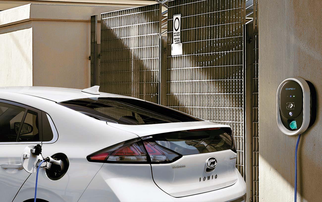 Hyundai Elektroauto