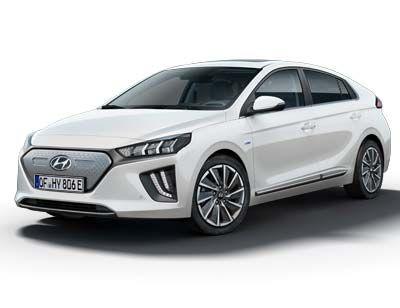 Hyundai IONIQ Elektro Vorschau