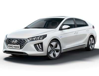 Hyundai IONIQ Hybrid Vorschau