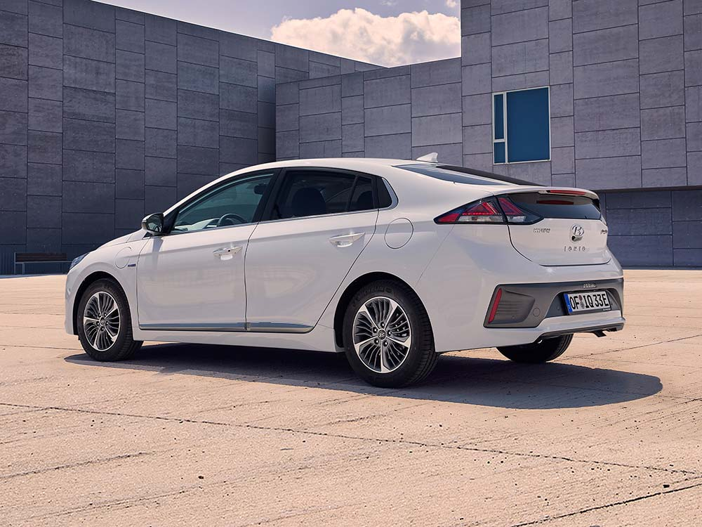 Hyundai IONIQ Plug-in Hybrid Design