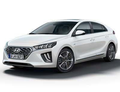 Hyundai IONIQ Plug-in Hybrid Vorschau