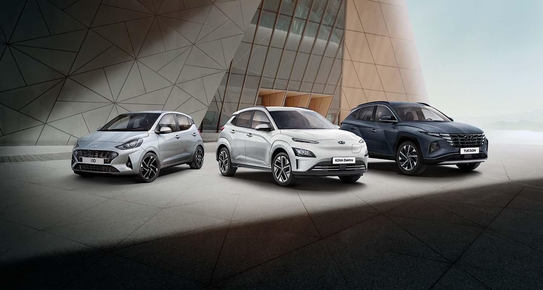 Hyundai Sonderaktionen bei CSB Schimmel Automobile