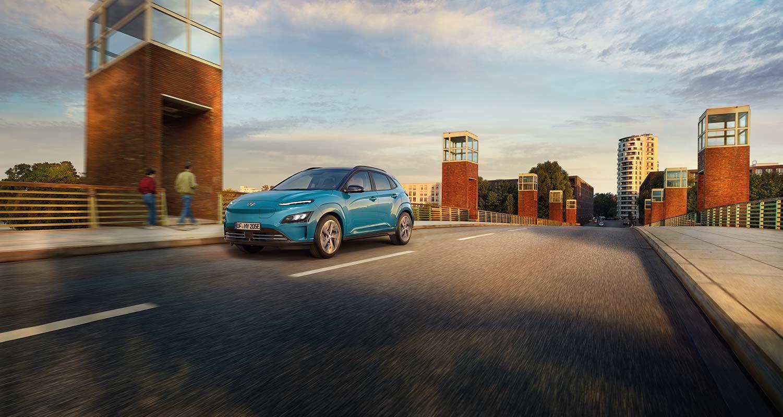 Leasingaktion für den Hyundai Kona Elektro