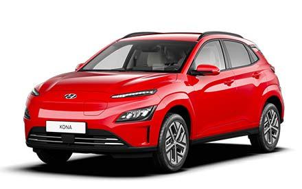 Hyundai Kona Elektro Vorschau