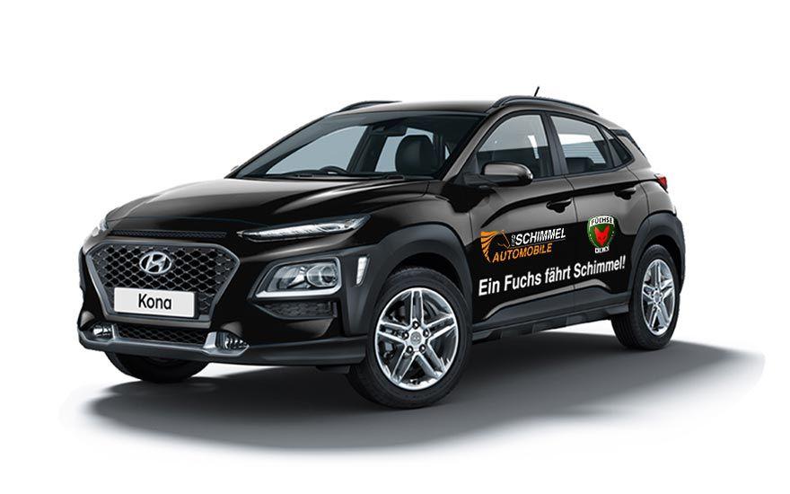 Hyundai Kona Füchse Edition