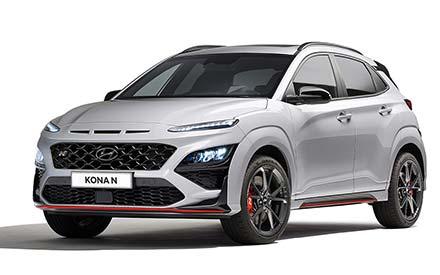 Hyundai Kona N Vorschau