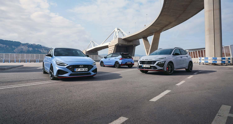 Hyundai N und N-Line
