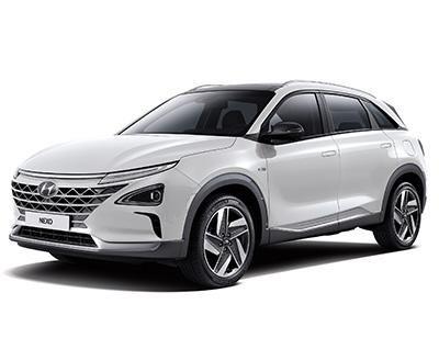 Hyundai Nexo Vorschau