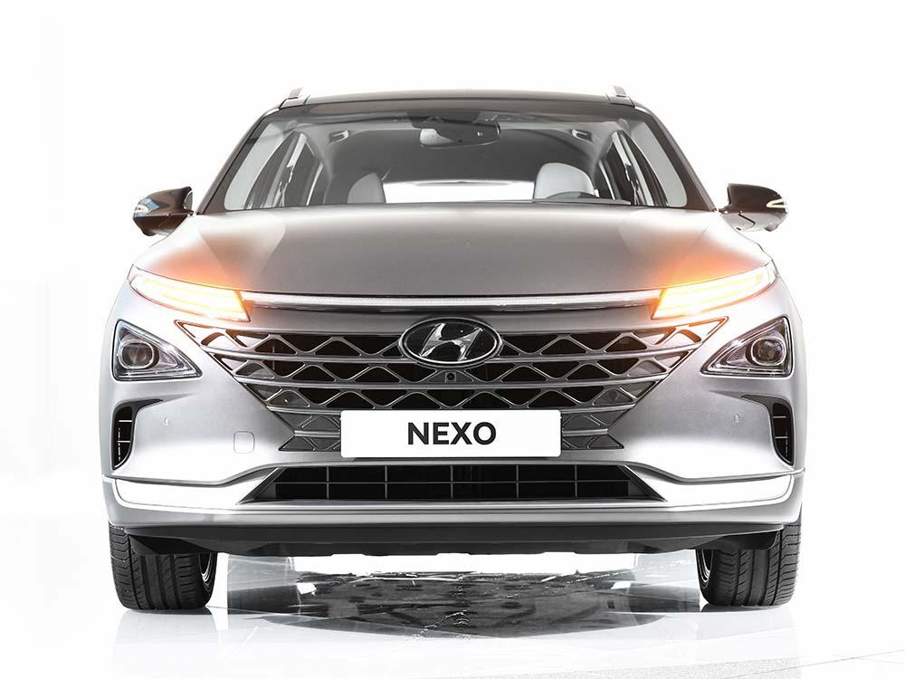 Hyundai Nexo Design