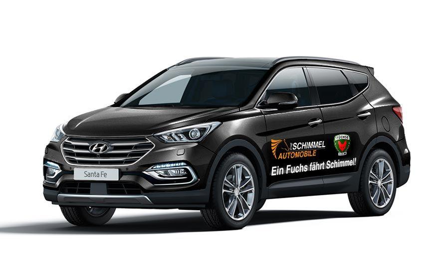 Hyundai Santa Fe Füchse Edition
