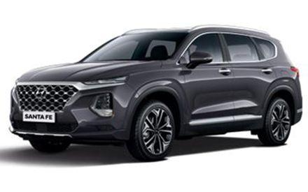 Hyundai Santa Fe Vorschau