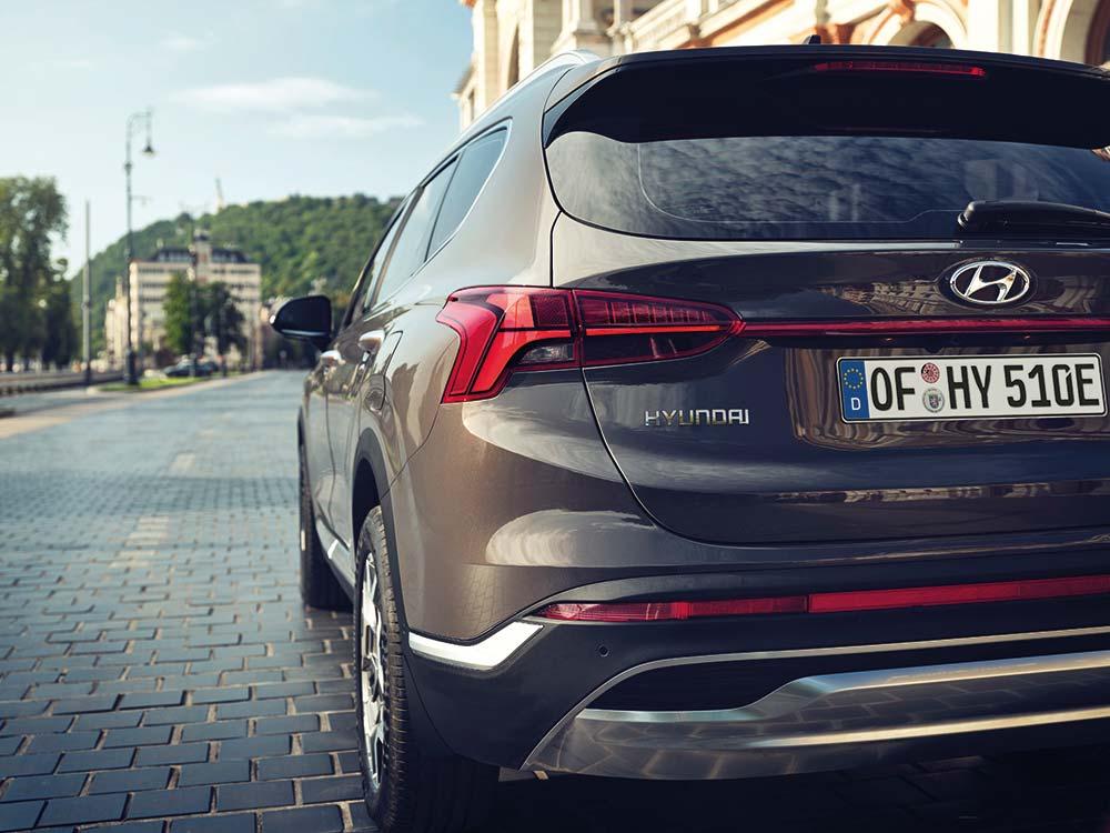 Hyundai Santa Fe Außen
