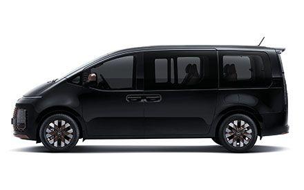 Hyundai STARIA Vorschau
