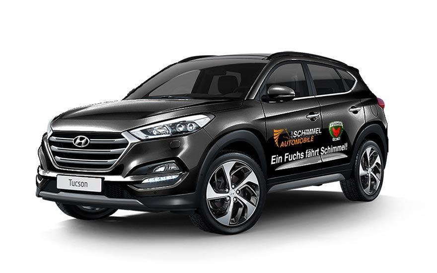 Hyundai Tucson Füchse Edition