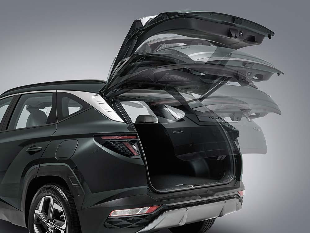 Hyundai Tucson Design