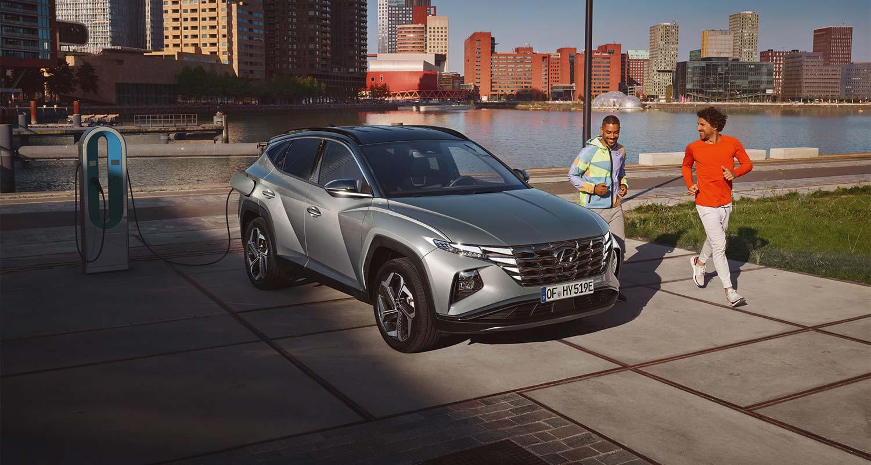 Hyundai Elektro SUVs für Ihr Business