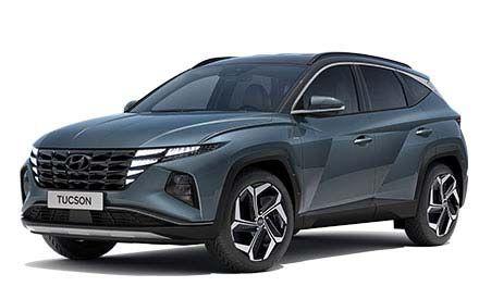 Hyundai Tucson Vorschau