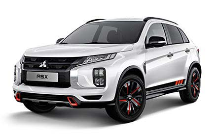 Mitsubishi ASX Vorschau