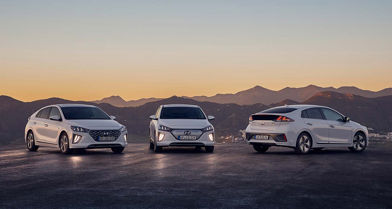 Schimmel E-Deal Hyundai IONIQ Elektro