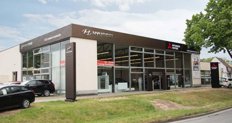 Hyundai und Mitsubishi Autohaus in Bernau