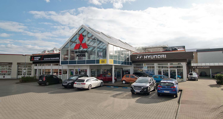 Hyundai und Mitsubishi Autohaus in Berlin Hohenschönhausen