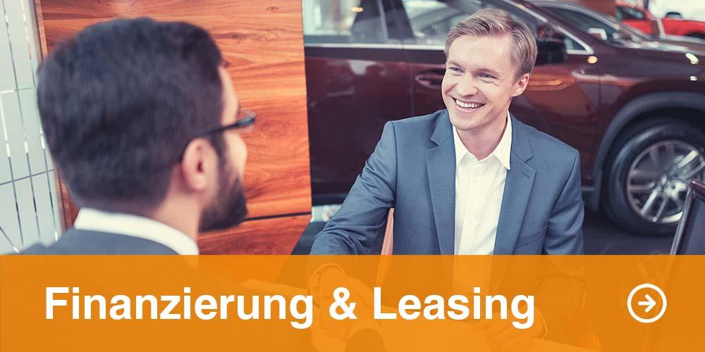 Auto Finanzierung und Leasing