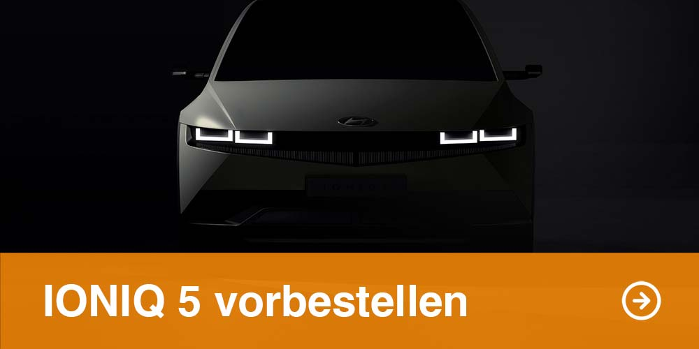 Den Hyundai IONIQ 5 vorbestellen