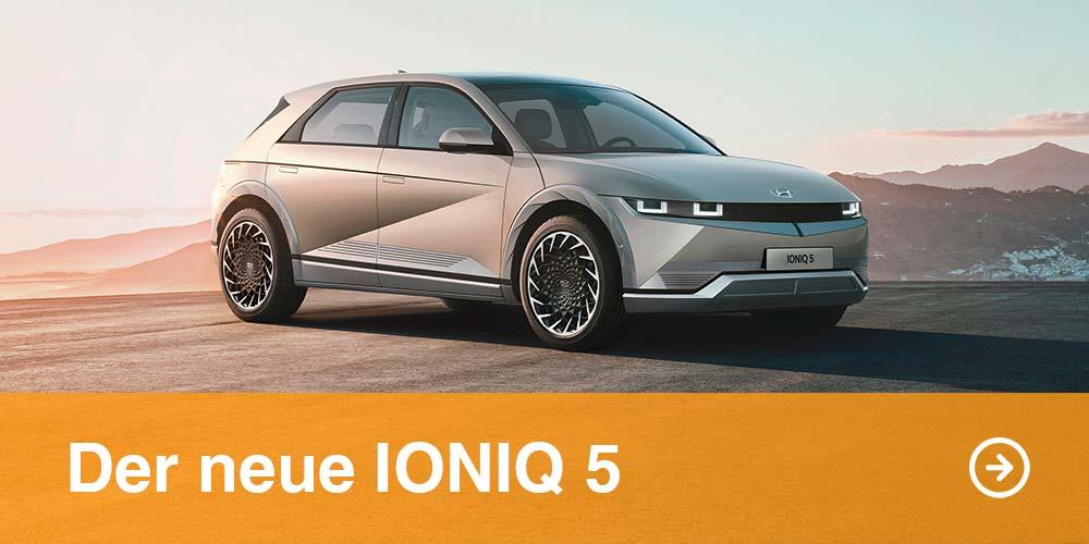 Der Hyundai IONIQ 5