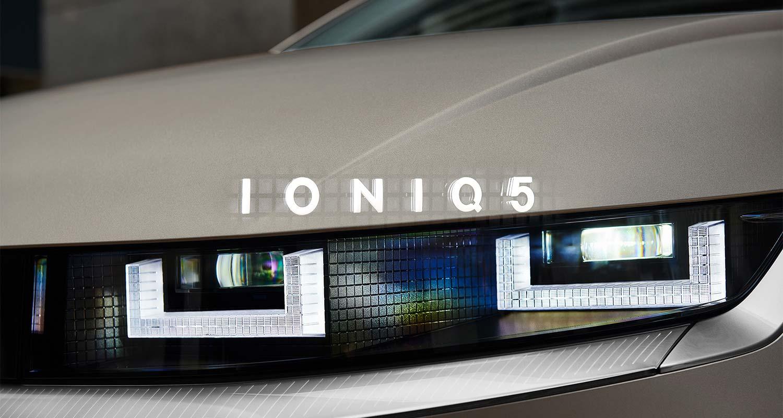 Hyundai IONIQ 5 Probefahrt vereinbaren