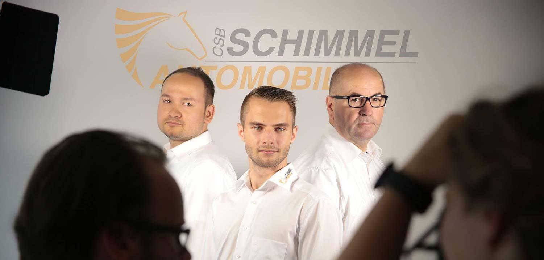 Aktuelle Stellenangebote bei CSB Schimmel Automobile