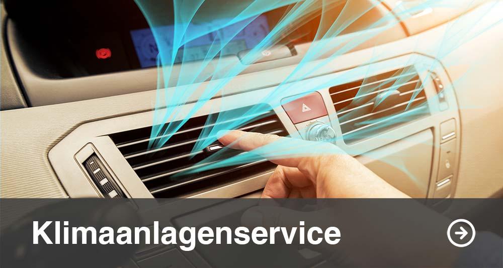 Klimaanlagen Wartung für Autos