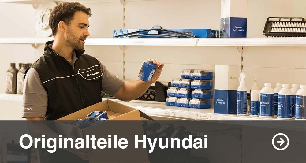 Hyundai Ersatzteile und Zubehör